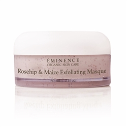 Rosehip & Maize Exfoliating Masque Organic Skin Care, All Natural Skin Care, Rosehip & Maize Exfoliating Masque