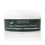 Eminence Organic Skin Care,Pevonia, All Natural Skin Care, Lime Stimulating Treatment Masque