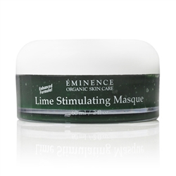 All Natural Skin Care, Lime Stimulating Treatment Masque