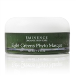 All Natural Skin Care, Eight Greens Phyto Masque Regular for dry and dehydrated types