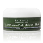 All Natural Skin Care, Eight Greens Phyto Masque Hot