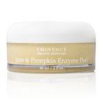 Eminence Organic Skin Care,Pevonia, All Natural Skin Care, Yam & Pumpkin Enzyme Peel