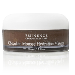 Eminence Skin Care,Pevonia, All Natural Skin Care, Choc Mask