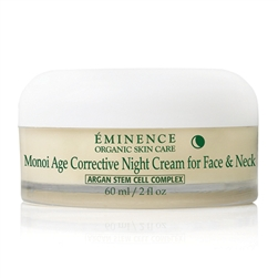 Eminence Monoi Age Corrective Night Cream for Face & Neck