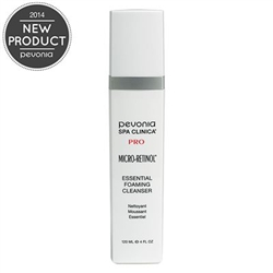Pevonia Micro-Retinol Essential Foaming Cleanser