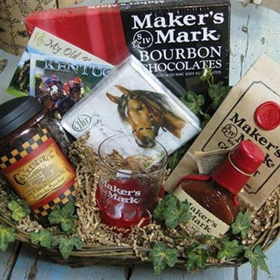 Large Kentucky Gift Basket