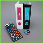 Plastic binder finger ring for all Keepfiling binders
