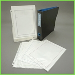 Recipe Binder Kit - Full Letter Size 8.5x11 Size Pages
