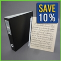 9 x 12 Music Binder with Sheet Protectors Combo