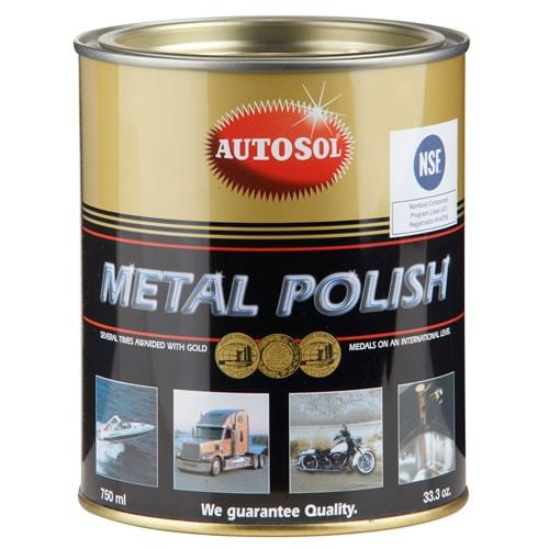 1100 autosol metal polish 750ml can. Black Bedroom Furniture Sets. Home Design Ideas