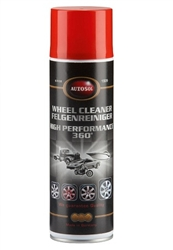 #12600 - Autosol High Performance 360 Wheel Cleaner - 400ml Aerosol