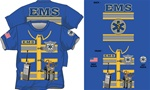 Jr. EMS Turnout T-Shirt