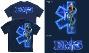 EMS Heartbeat T-Shirt