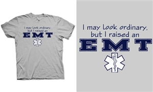 I Raised An EMT