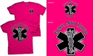 EMT Chrome T-shirt
