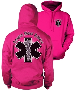 EMT Chrome Hoody