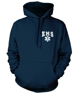 EMS Bold Star Hooded Sweatshirt