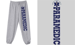 Paramedic College Style Sweatpants