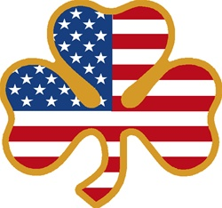American Shamrock Decal