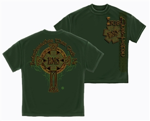 EMS Irish Gold Cross T-shirt