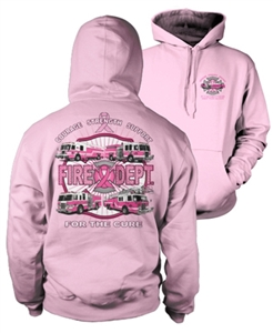 Fire Dept. For The Cure Hoody