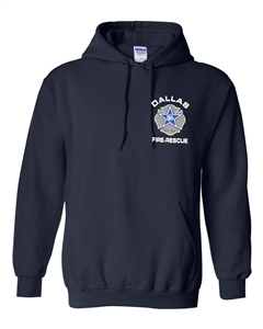 Dallas Fire-Rescue Hooded Sweatshirt