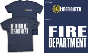 Firefighter Lifeline T-Shirt