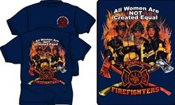 All Women Not Created Equal T-Shirt