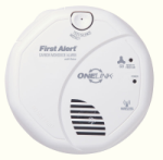 BRK Electronics First Alert CO511B OneLink Wireless Battery CO Alarm with Voice