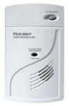 BRK Electronics First Alert CO604B 120V AC/DC Plug-in with 9V Battery Backup Electrochemical Carbon Monoxide (CO) Alarm