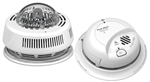 BRK Electronics First Alert Hardwire Combo Carbon Monoxide and Smoke Alarm with Strobe Light