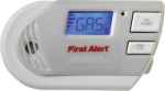 BRK Electronics First Alert GCO1B 120V AC Plug-in Explosive Gas/CO Combo Alarm