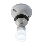BRK Electronics First Alert PIR725 Motion Sensing Light Bulb Socket
