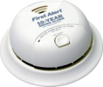BRK Electronics First Alert SA340B 10 Year sealed Lithium Battery Powercell Operated Ionization Smoke Alarm (Upgraded to SA350B)