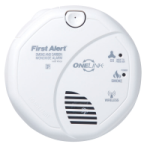 BRK Electronics First Alert SCO500B OneLink Wireless Battery Smoke/CO Combo Alarm with Voice
