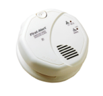 BRK Electronics First Alert SCO5B 2 AA Batteries Operated Photoelectric Smoke Alarm and Carbon Monoxide Combo Alarm (Upgraded to PRC700B)