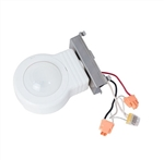 Columbia Lighting OS1360 Factory Installed Occupancy/Daylight Sensor, 1-Relay, 360 Degree Lens 120-277V
