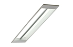 CREE Lighting CR14-22L-35K-S 1' x 4' Architectural Dimmable LED Troffer, 22W 2200 lumens, 3500K Color Temp, Step Dimming to 50%