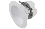 "CREE Lighting CR4-575L-27K-12-E26-FD 4"" LED Downlight, 3000K Color Temperature, 575 lumens, 120V, E26 Base, Full Definition"