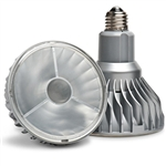 CREE Lighting LBR30A92-25D 12W LED BR30 E26 Standard Base, 600 lumens, 25 Degree Narrow Flood