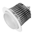 "CREE Lighting LE6-GU24 6"" Adjustable LED Downlight, 2700K Color Temperature, GU24 Base"