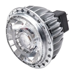 Cree Lighting MR16-50W-30K-15D 12V 8.7W MR16 LED Bulbs, Spot Beam Spread
