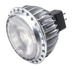 Cree Lighting MR16-50W-30K-40D 12V 8.7W MR16 LED Bulbs, Wide Flood Beam Spread