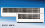"Fantech AS4006/1 Air Curtain 39"" Air Barrier for Opening with 6000W Heating Element 230V, 1 Phase, 60 Hz"