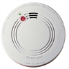 Firex 4518 AC Smoke Detector Alarm with Battery Back-up and False Alarm Control