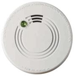Firex 480 Photoelectric Smoke Detector Alarm, 9V DC Battery Powered