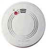 Firex PAD Photoelectric Smoke Alarm Detector, 120V AC Direct Wire with Battery Back-up (Upgraded to P12040 + KA-F)