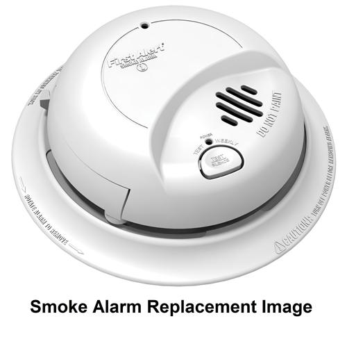 Electronics First Alert SA1839WN 120V AC Hardwire Ionization Smoke