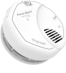 brk electronics first alert sa511 onelink wireless battery smoke alarm with voice upgraded to. Black Bedroom Furniture Sets. Home Design Ideas