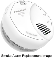 brk electronics first alert sa520 120v ac dc wireless onelink smoke alarm bridge unit upgraded. Black Bedroom Furniture Sets. Home Design Ideas